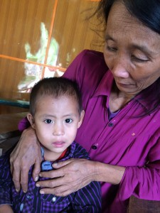 Piang Ngaih Don was a single mother who left her son in her sister's care when she went to work in Singapore.