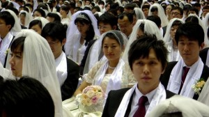 Unification Church Blessing Ceremony